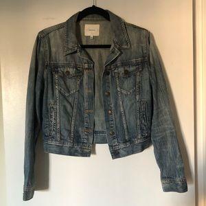 Aritzia Talula Edo Denim Jacket